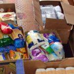 Ételcsomag Program >>> Ingyenes csomagosztás