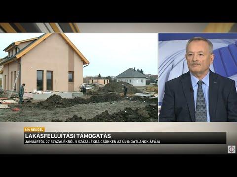 Lakásfelújítási támogatás 2022